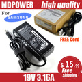 MDPOWER For Samsung X30 X15 X05 Laptop AC Adapter 19V 3.15 / 3.16A charger Cord