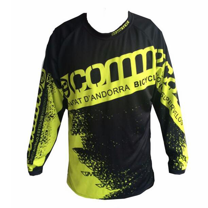 2019 Breathable motocross jersey Summer Mtb Clothes Short Sleeves Bicycle Clothing Ropa Maillot Ciclismo downhill jersey in Cycling Jerseys from Sports Entertainment