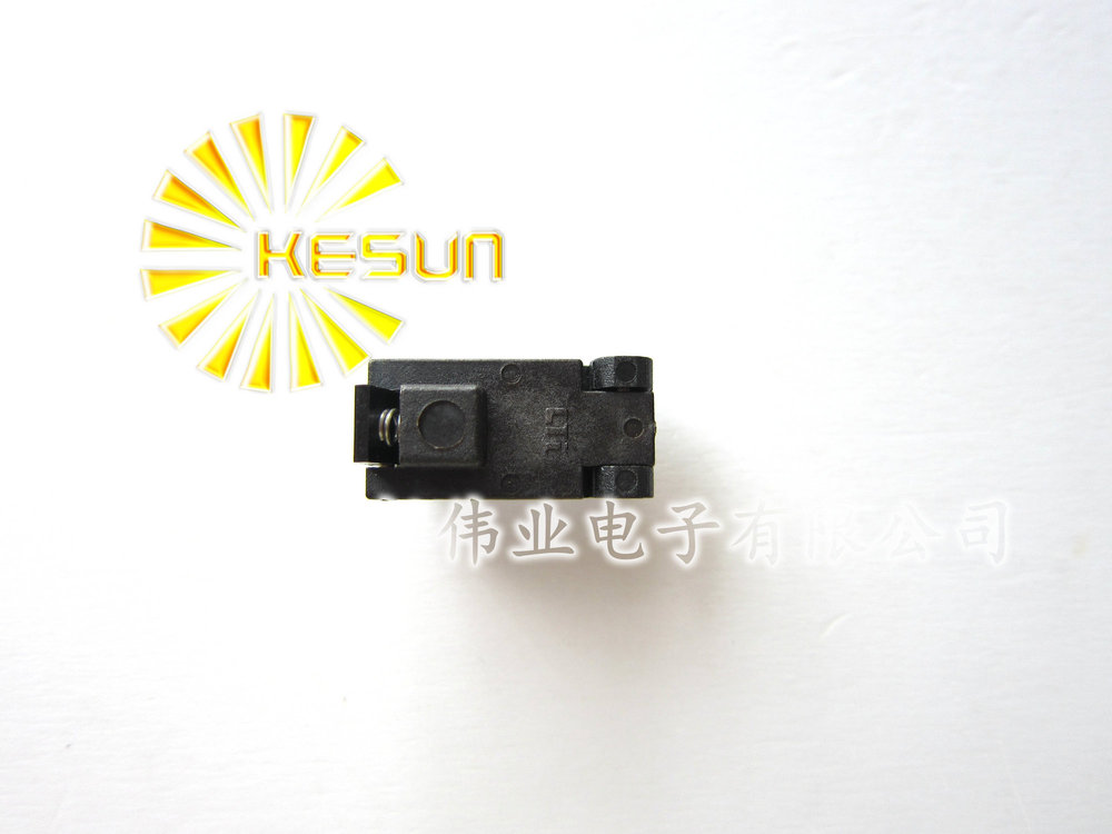100% NEW SOT23-6 SOT23-5 SOT23 IC Test Socket Connector / Programmer Adapter / Burn-in Socket Connector 499-P44-00 499-P44-20 100pcs lot mic5235bm5 mic5235 sot23 5 making l2aa free shipping new ic page 8