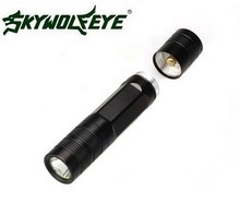 1PC Portable Camping Bike Flash Lights  Focus 3500 Lumens Zoom  XML T6 LED Flashlight 3 Modes 18650 Torch Lamp VEM48 P0.3