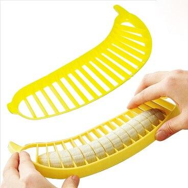 Garlic Press Shredders Slicers Banana Chopper Fruit Vegetable Cutter Kitchen Gadgets For Salad Cooking Tools Free Shipping K7327