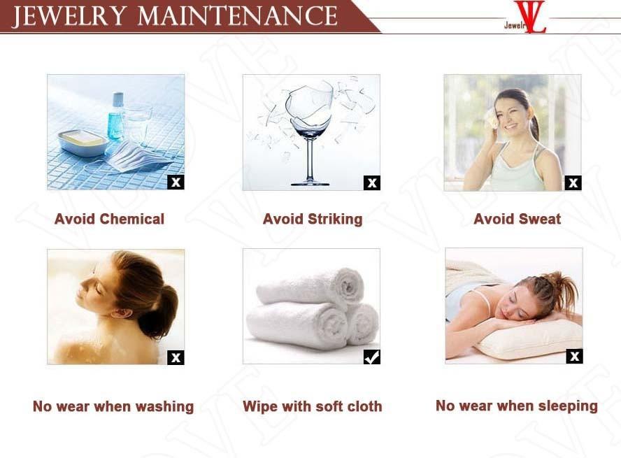 8 jewelry  maintenance