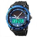 Powere solares Mens Relógio 2016 Relógio de Quartzo relógios de Pulso À Prova D' Água Para Os Meninos Dos Homens de Moda Esportes Militares Relógios Relogio masculino Reloj