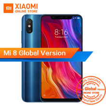 Global Version Xiaomi Mi 8 6GB 64GB 6.21″ Full Screen Snapdragon 845 Octa Core 20MP Front Camera NFC Face Unlock Mi8 Smartphone