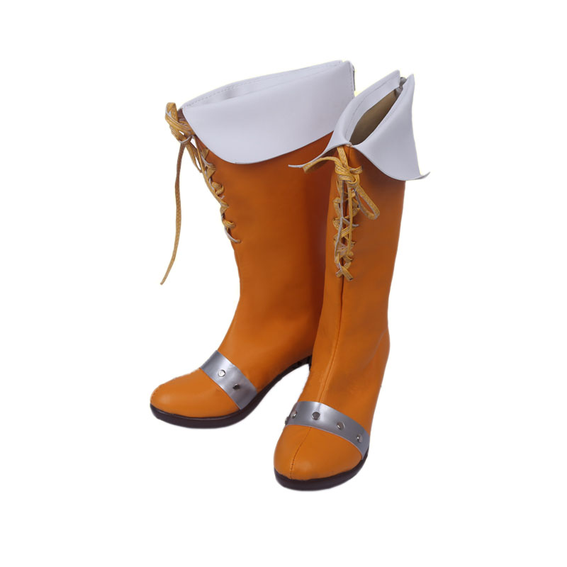 ROLECOS Japanese Anime Seven Deadly Sins Cosplay Shoes Diane Cosplay Shoes Women Cosplay Costume Made Shoes