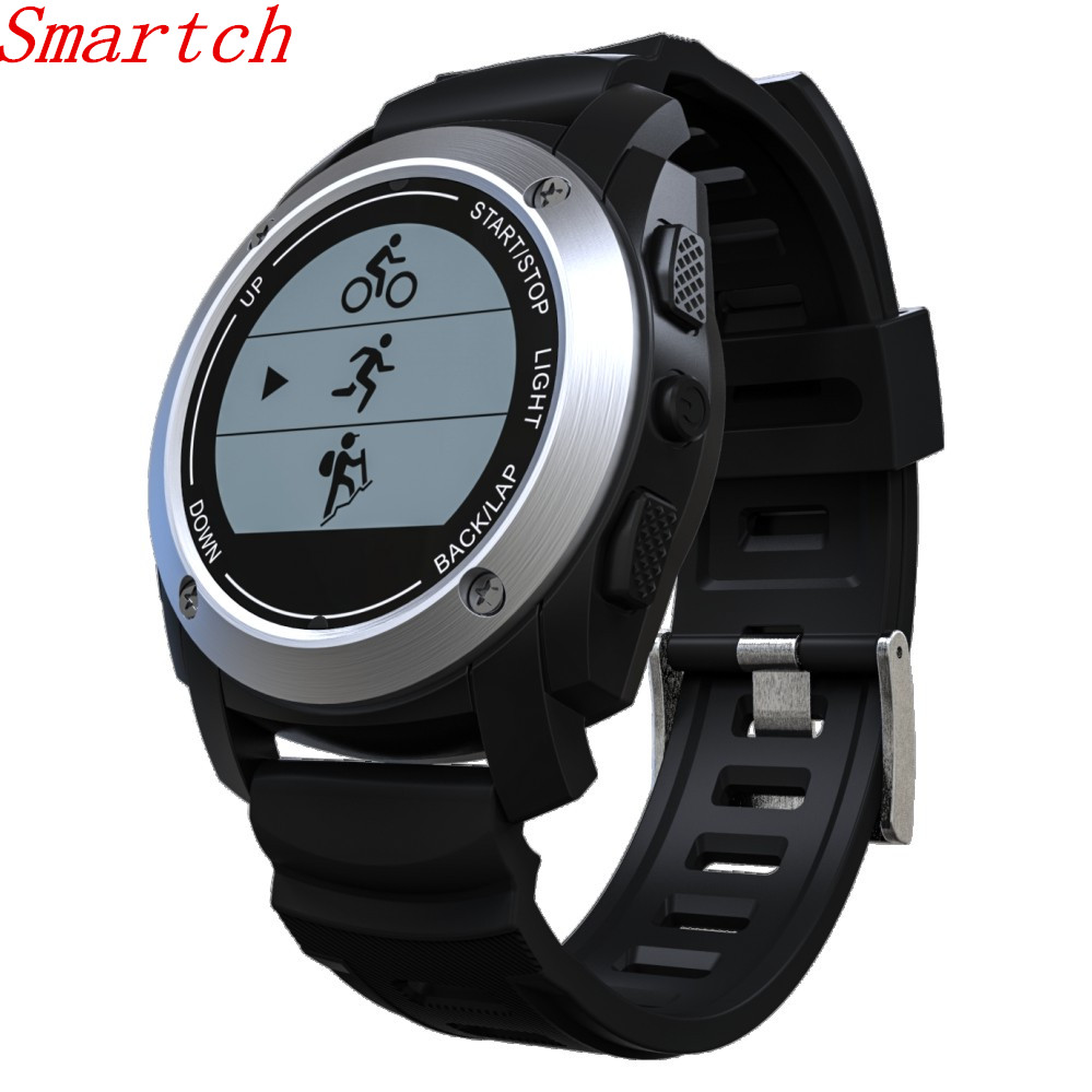 Smartch S928 GPS tracker Outdoor Sports Smart Watch IP66 Life Waterproof Bluetooth Smartwatch Heart Rate Monitor Pedometer Andro
