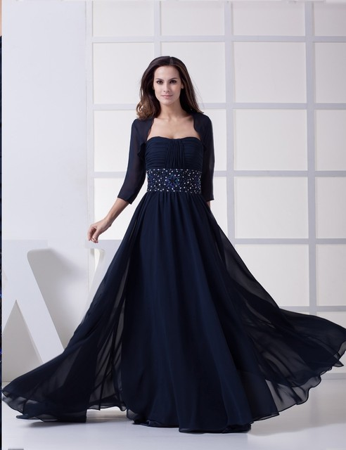Donation Using Formal Dress Sexy Chiffon 2016 Coat Special