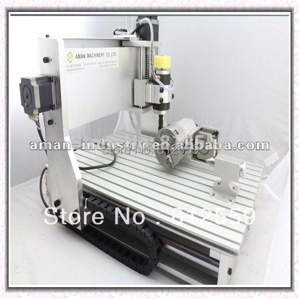 New Ballscrew 3040 Cnc Router Cnc Engraver Engraving / Milling Machine 110V/220V