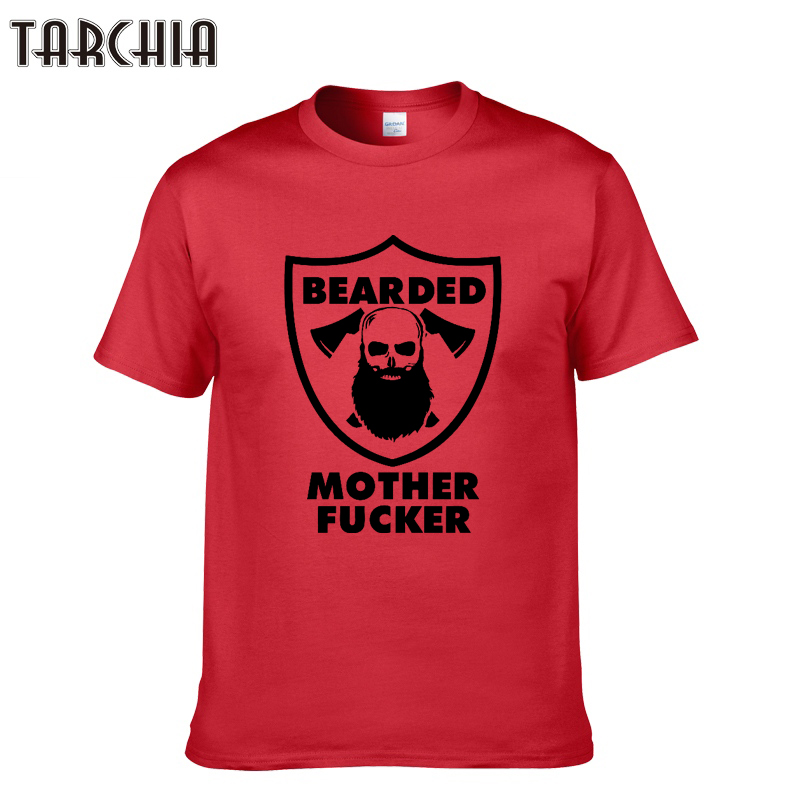 TARCHIA Street Hip Hop Bear DED Printed Mens Men T Shirt Tshirt Fashion 2018 New Short Sleeve O Neck Cotton T-Shirt Tees Tops
