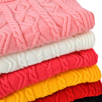 New Hot Sale 2014 High Quality Autumn Winter Children Sweater Children Turtleneck Baby Boy Girl Sweater