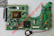 original X202EP laptop motherboard for X202E MAIN BOARD REV 2.0 DDR3 100% tested 50% off ship
