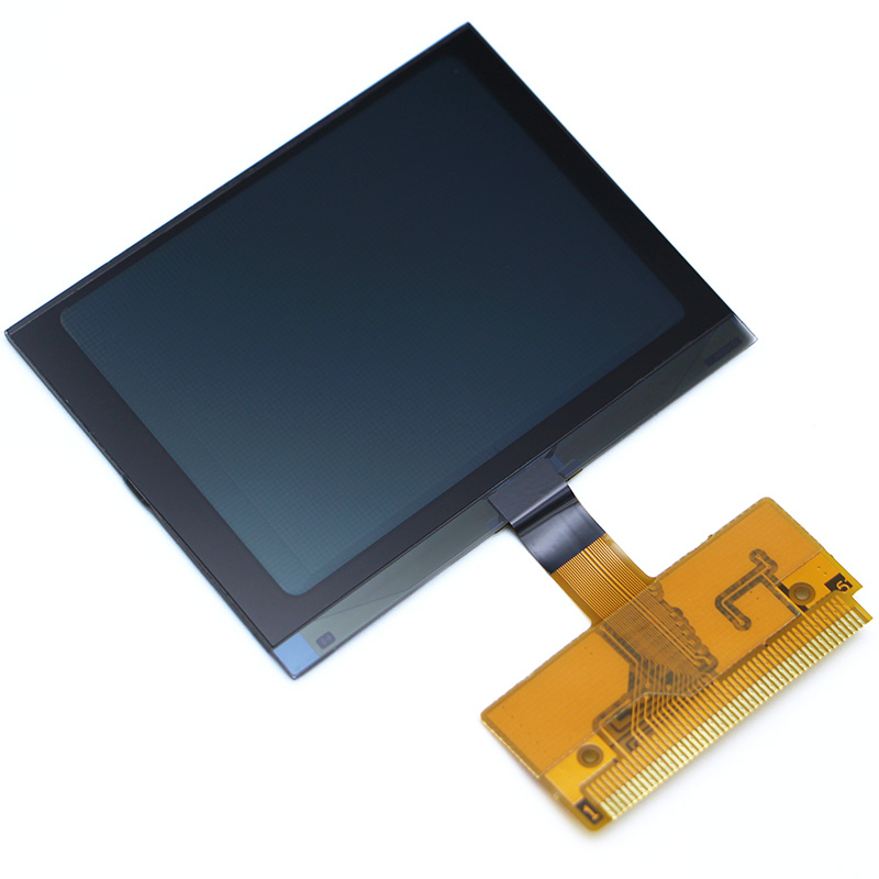 High quality New arrival LCD Display For AUDI A3 A4 A6 S3 S4 S6 VW VDO for VDO LCD cluster dashboard pixel repair