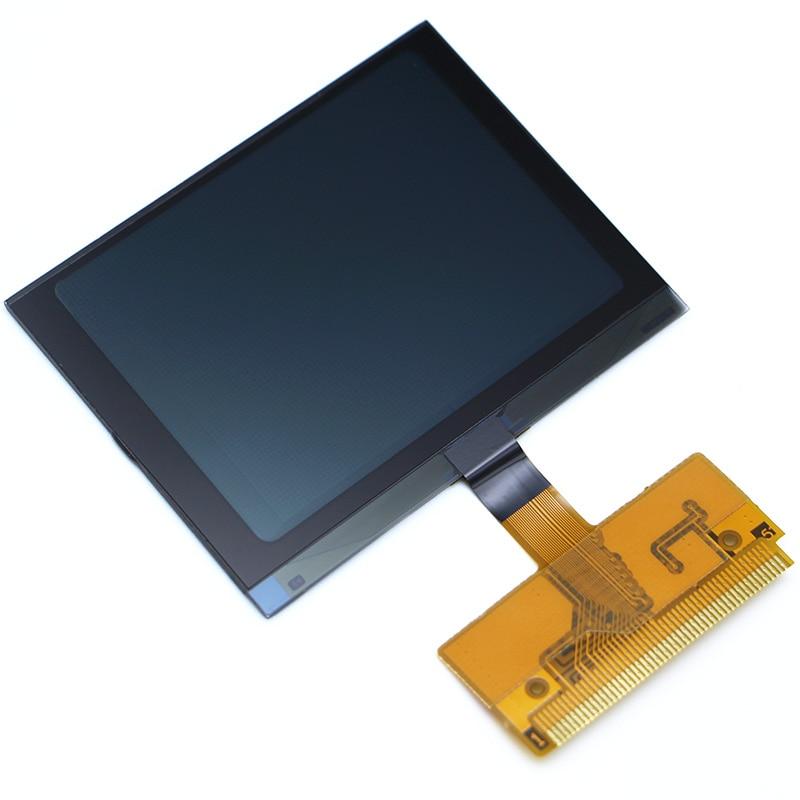 Nueva llegada de la alta calidad pantalla LCD para AUDI A3 A4 A6 S3 S4 S6 VW VDO para cluster LCD reparación del pixel dashboard
