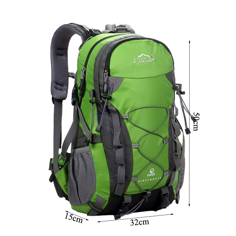 LOCAL LION Outdoor Waterproof Hiking Backpack 40L pic 1