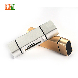 Image 4 - المصغّر USB إلى نوع C داعم محول مايكرو SD/SD/MMC بطاقة/USB قارئ البيانات نقل وتغ محول تحويل دعم ل دروبشيب