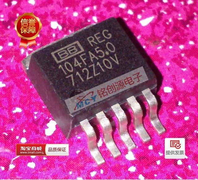 10pcs/lot Free shipping REG104FA-5KTT REG104FA REG104