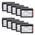 Аккумуляторная батарея Batmax 10 шт.  2000 мА/ч  NP-FW50 NP FW50  для Sony NEX-7  NEX-5R  NEX-F3  Alpha a5000  a6000  Alpha 7  a7II
