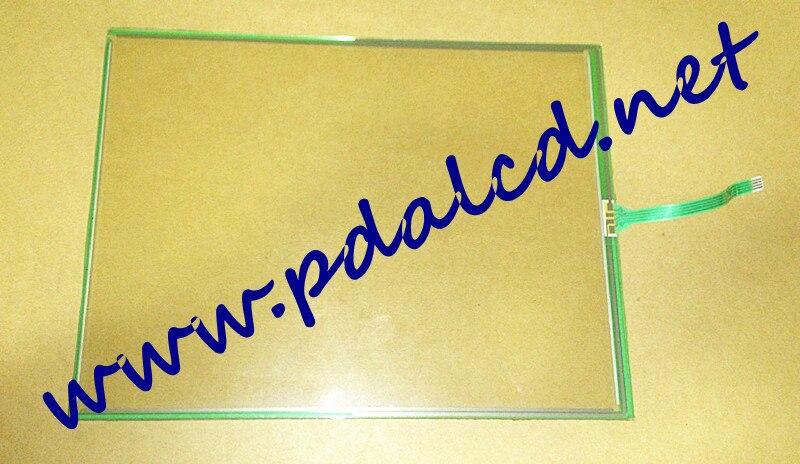 15 pouces 4 fil tactile panneau pour QST-150A075H application Industrielle équipement de contrôle écran tactile digitizer panneau en verre