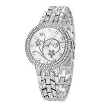 BELBI Brand Gold Watch Women Luxury Rhinestone Watches Ladies Dress Wristwatches JAPAN Quartz Movement Relogio Feminino