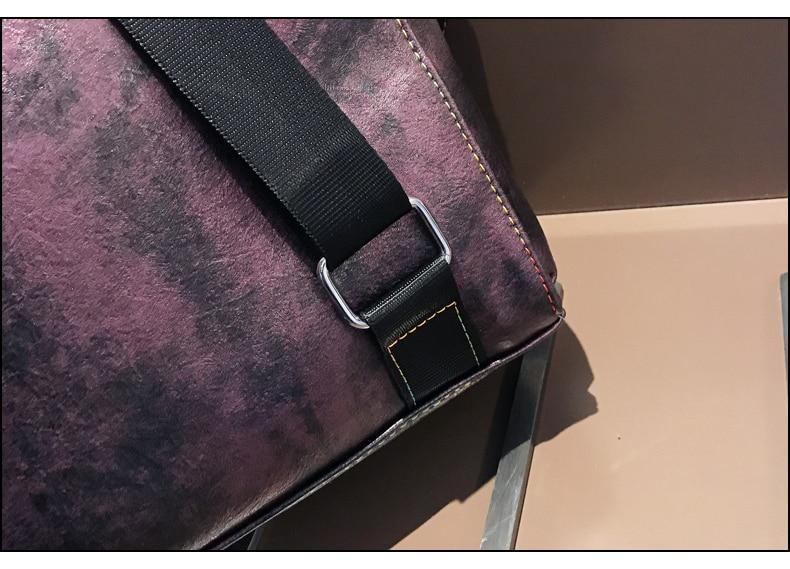 HTB1Bh5IajzuK1Rjy0Fpq6yEpFXaA Retro Leather Women Backpack Zipper School Backpacks For Teenage Girls Bag Large Capacity Multifunction Mochila Feminina XA227H