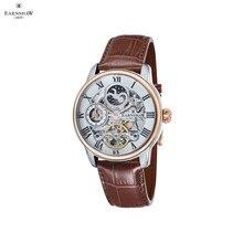 Наручные часы Earnshaw ES-8006-03 мужские механические с автоподзаводом на кожаном ремешке