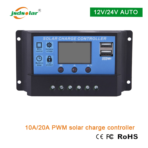 10a dc pwm solar charge controller circuit diagram-in Solar
