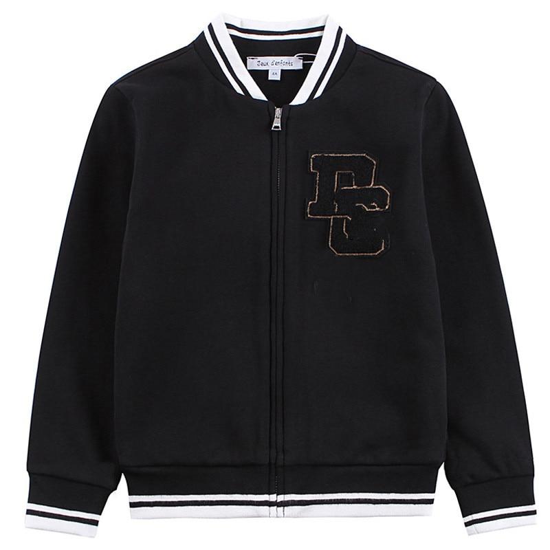 Veste coton noir adulte et enfant veste garcon et filleVeste coton noir adulte et enfant veste garcon et fille