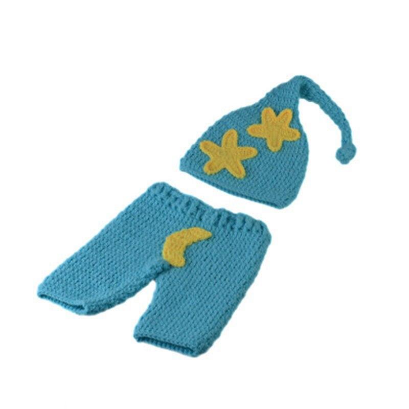 Bebe recién nacido fotografía accesorios Crochet Mario tejer traje ...