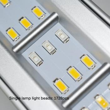 Led Strip Grow Lights | 640W Full Spectrum Led Grow Light Bar ,Samsung 3000K 660nm Red Plants Growing,Hydroponic System Greenhouse Grow Lamp