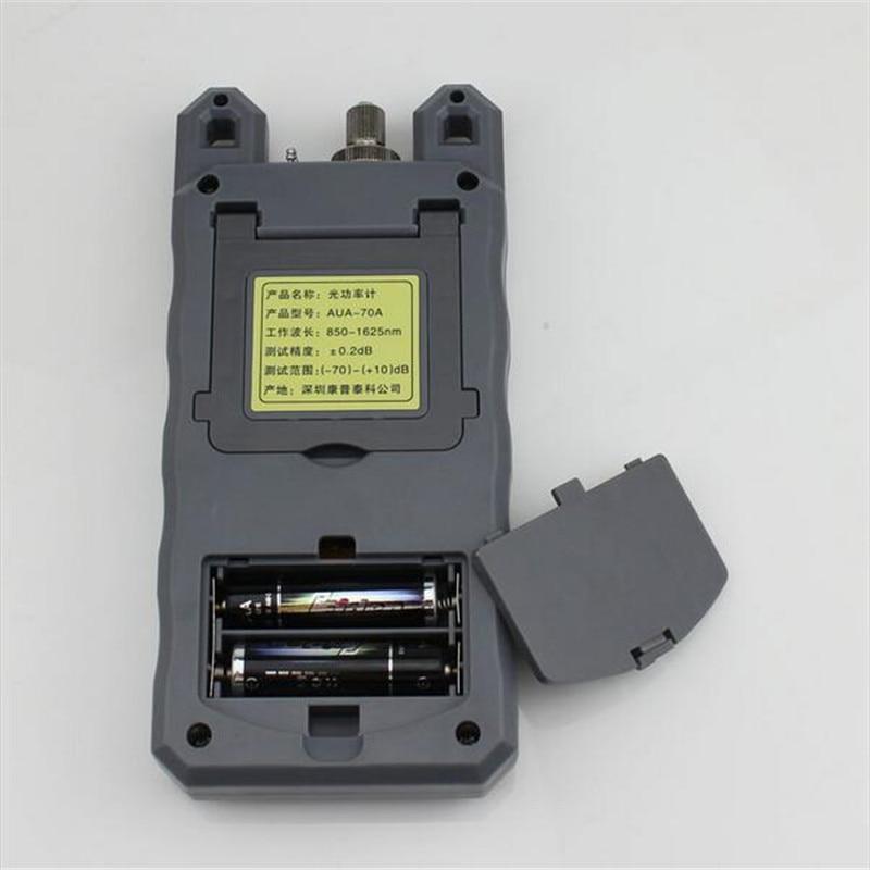 AUA-70A precision fiberoptisk kraftmätartestare testare sju - Kommunikationsutrustning - Foto 2