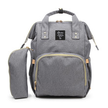 Mummy Bag Shoulder Multi-function Large Capacity Mother And Baby Bag High Quality  Women Backpack zaino#40