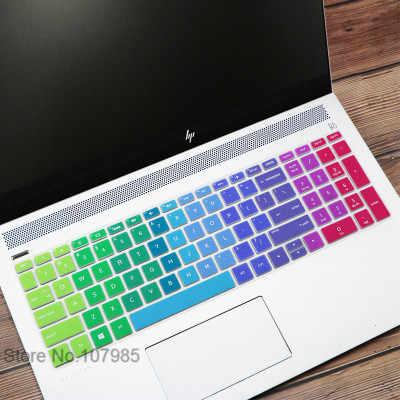 15.6 インチノートパソコンのキーボードカバープロテクター Hp 幽霊 x360 15-CC733TX 15-CC732TX 15-CC726TX 15-CC714TX 15-CC713TX