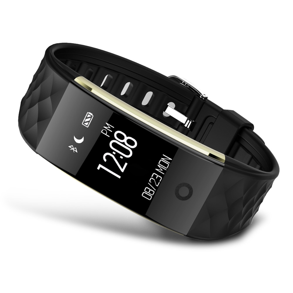 JMFONE S2 Bluetooth Smart Band Wristband Heart Rate Monitor IP67 Waterproof Smartband Bracelet for Android IOS Phone Pk Fitbits