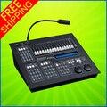 Venda quente Profissional de Alta Qualidade Ensolarado 512 DMX Controlador DJ DJ Equipamentos 512 Console de DMX 90 V-240 V 50/60 HZ Para Iluminação de Palco