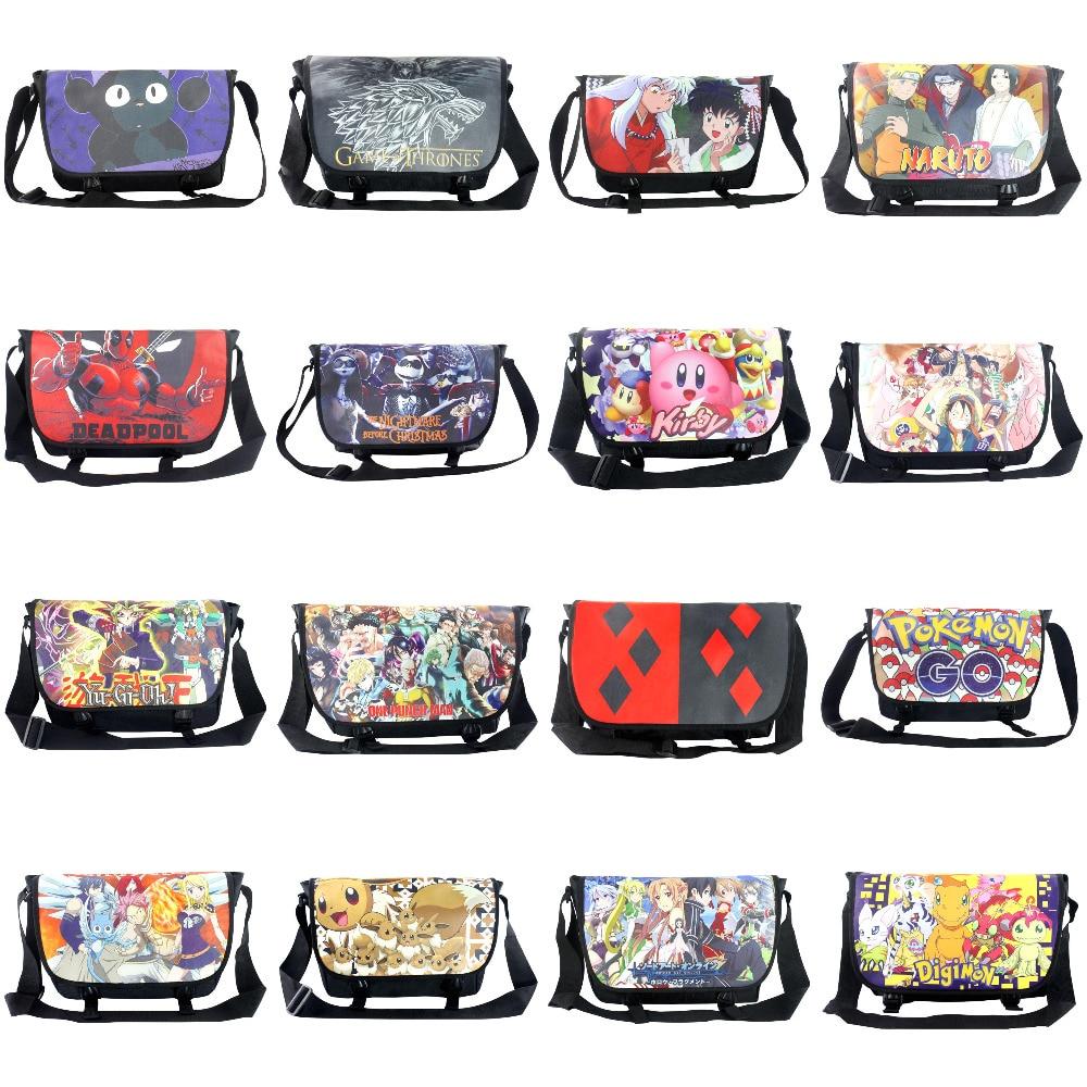 New Goods: Anime Jojo/Inuyasha/Deadpool/Kirby/Pikachu etc ...