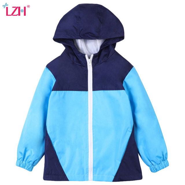 53da41f628ea LZH Baby Boys Jacket 2018 Spring Autumn Jackets For Boys Windbreaker ...