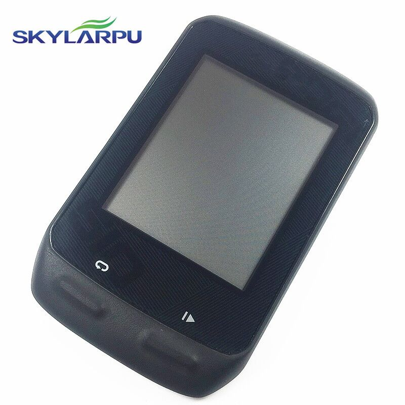 skylarpu LCD screen for GARMIN EDGE 510 Bicycle stopwatch LCD display Screen with Touch screen digitizer Repair replacement