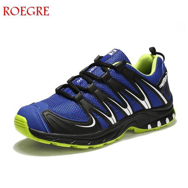 סתיו נעלי הליכה גברים עמיד למים נעלי התנגדות ללבוש טיפוס הרי נעלי עור באיכות גבוהה סניקרס איש טרקים אתחול
