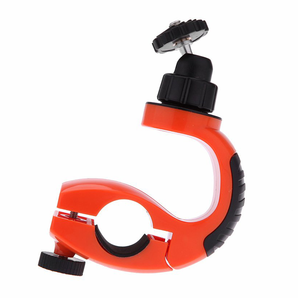 4 in 1 Kit Bike Handlebar Mount Strap <font><b>Accessories</b></font> Set Kit for GoPro Hero Series for <font><b>Sony</b></font> Action Cam HDR - AS15 <font><b>AS30V</b></font> AS20 AS100V image
