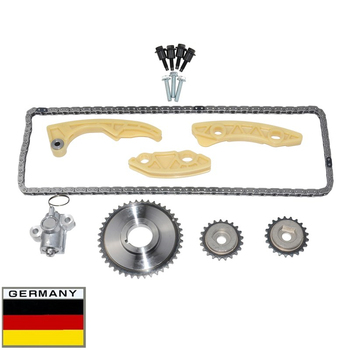 AP02 New Timing & Balance Chain Kit For Opel Z22SE Z22YH Z20NET Z20NHH A20NFT A20NHT A24XE 55352124