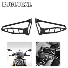 BJGLOBAL Signal Light Protection Shields Turn Signal Light Cover For BMW F800 GS S1000RR R nine T 2014-2015 HP4 2012-2015
