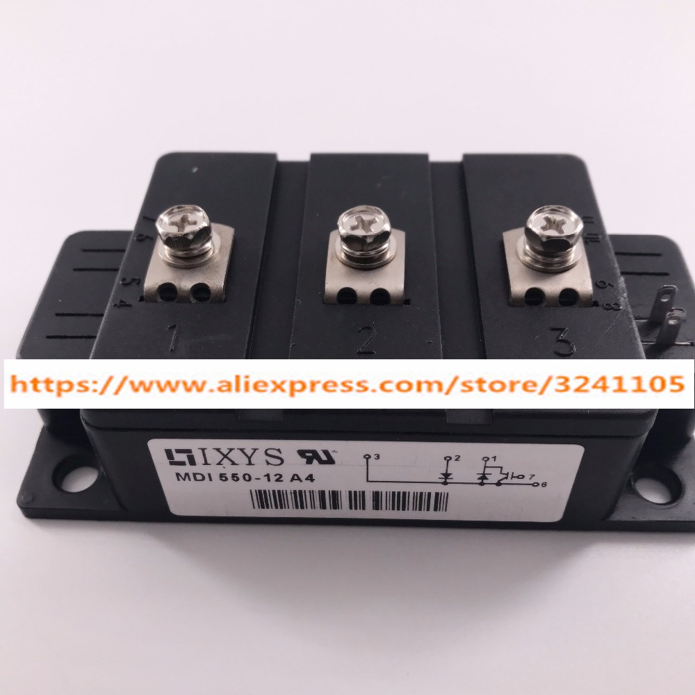 цена на Free shipping NEW MDI550-12A4 MODULE