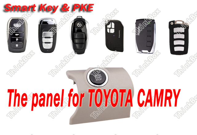 smart key remote start passive keyless entry pke push button smart