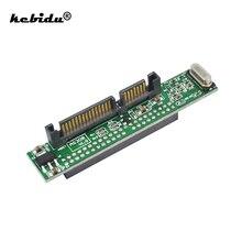 Kebidu IDE 44 pin 2.5 SATA adet adaptörü dönüştürücü 1.5Gbs seri adaptör dönüştürücü ATA 133 100 HDD CD DVD seri sabit Disk
