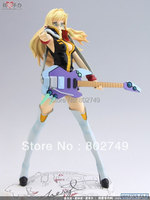 Banpresto (Original Ver) Macross F Frontier SQ Sheryl NOME 7 Seven X Crossover 30th Basara Version PVC Action Figure In Box