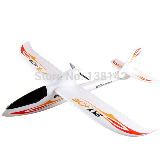 Wltoys F959 Sky King 3CH RC Airplane Push-speed glider Fixed Wing Plane RTF VS WLtoys F929 F939 F949 life in trend шезлонг sunny