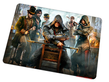 Assassins Creed mouse pad Office pad to mouse all heros computer mousepad gaming padmouse gamer to laptop keyboard mouse mats