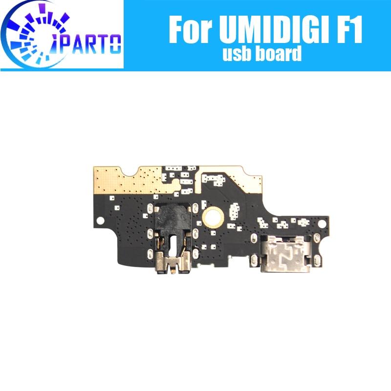 UMIDIGI F1 Usb Board 100% Original New For Usb Plug Charge Board Replacement Accessories For UMIDIGI F1