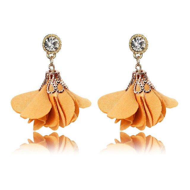 Crystal Drop Earrings For Women 2