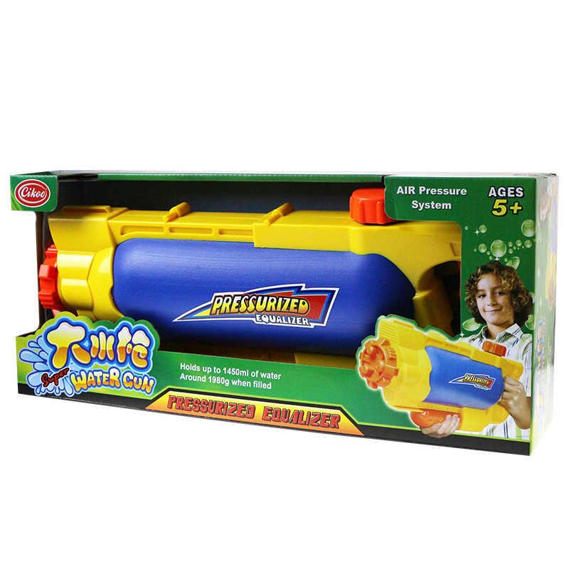 Zomer nieuwe hot kinderen volwassenen spelen water speelgoed, lucht jets, grote water guns, hoge druk, grote capaciteit water pistool
